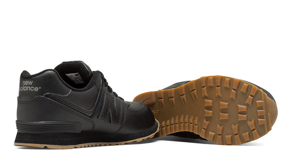 new balance 574 full leather