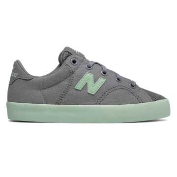 New Balance Mesh ProCourt, Grey with Seafoam