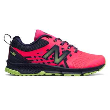 New Balance FuelCore NITREL, Pink with Dark Grey & Energy Lime
