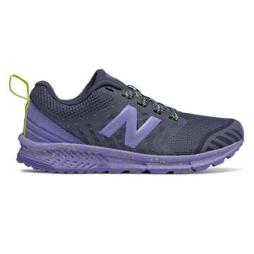 New Balance FuelCore NITREL, Vintage Indigo with Ice Violet