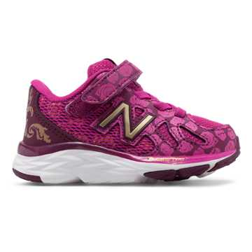 New Balance 790v6 Disney, Poisonberry with Mulberry & Gold