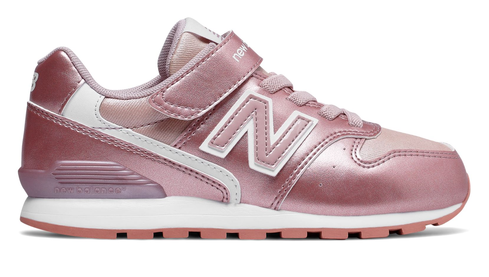 new balance 996 rose gold