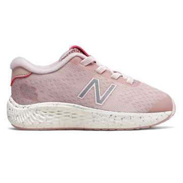 New Balance Bungee Lace Fresh Foam Arishi NXT, Conch Shell with Silver