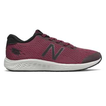 New Balance Fresh Foam Arishi NXT, Burgundy with Black
