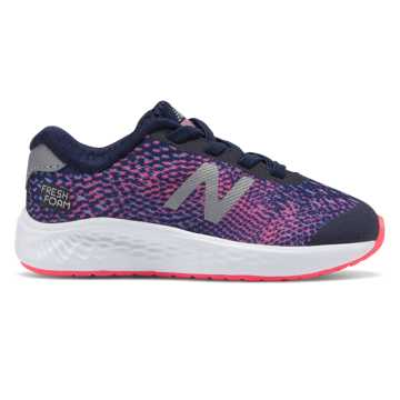 New Balance Fresh Foam Arishi NXT Slip-On, Pigment with Ice Blue