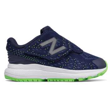 New Balance Hook and Loop FuelCore Rush v3, Navy