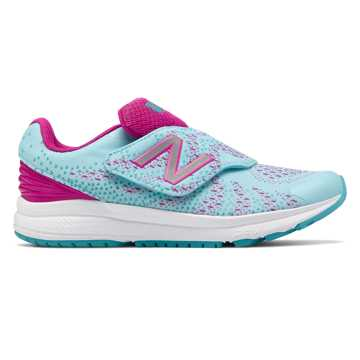 New Balance FuelCore Rush v3, Blue with Pink