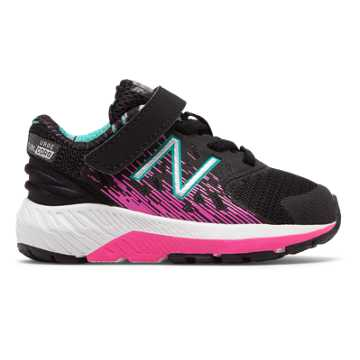 New Balance FuelCore Urge, Black with Pink Glo