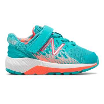 New Balance FuelCore Urge v2, Ozone with Vivid Coral