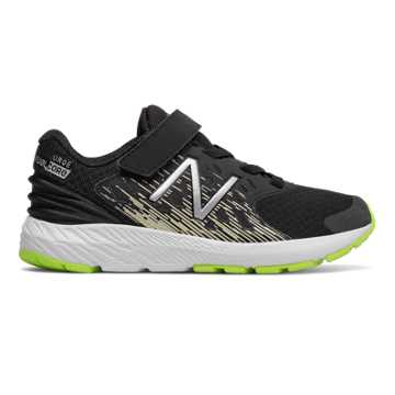New Balance FuelCore Urge v2, Black with Hi-Lite