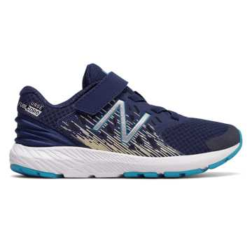 New Balance FuelCore Urge v2, Navy with Teal