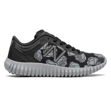 New Balance New Balance 99v2 Trainer, Black with Silver