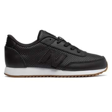 New Balance 501 Ripple Sole, Black
