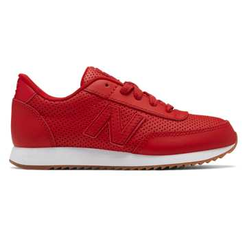 New Balance 501 Ripple Sole, Team Red