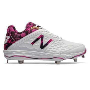 New Balance Fresh Foam 3000v4 Mothers Day, Pink Glo with White