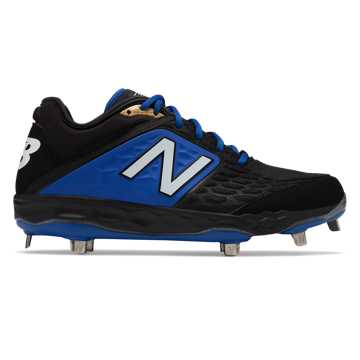 New Balance Fresh Foam 3000v4 Metal, Black with Blue