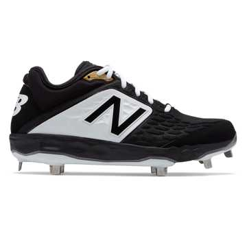 New Balance Fresh Foam 3000v4 Metal, Black with White
