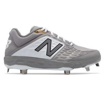New Balance Fresh Foam 3000v4 Metal, Grey with White