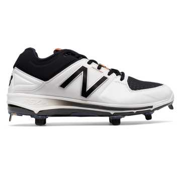 New Balance Metal 3000v3 Hero, White with Black