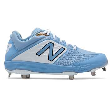 New Balance Fresh Foam 3000v4 Metal, Baby Blue with White