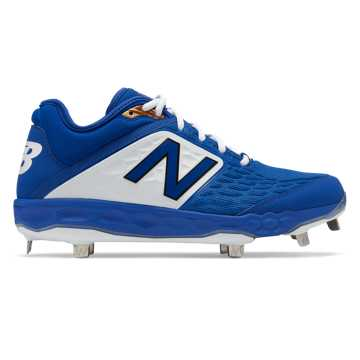 New Balance 3000v4 Metal, Team Blue with White