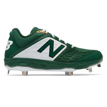 New Balance Fresh Foam 3000v4 Metal, Team Dark Green with White
