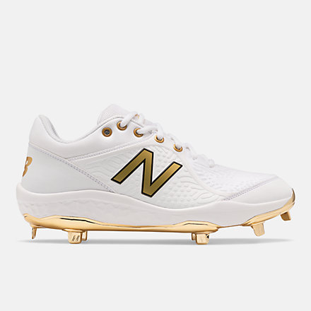 New Balance 3000v5 White/Gold, L3000WG5 image number null
