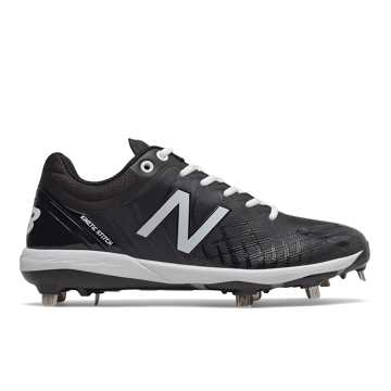 New Balance 4040v5 Metal, Black with White