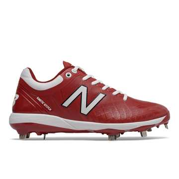 New Balance 4040v5 Metal, Maroon with White