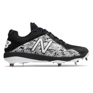 New Balance Pedroia 4040v4, Black with White