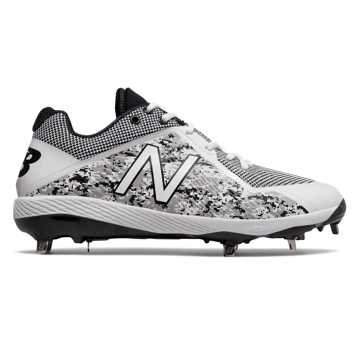 New Balance Pedroia 4040v4, White with Black