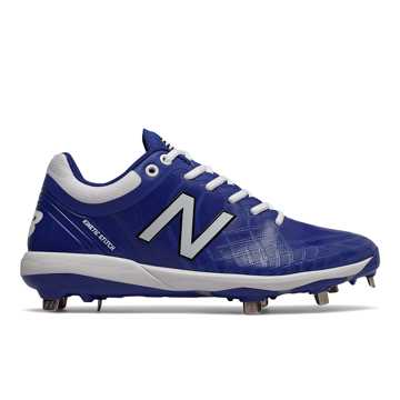 New Balance 4040v5 Metal, Royal Blue with White