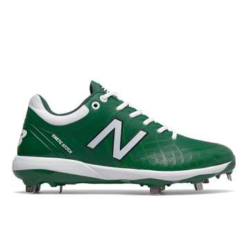 New Balance 4040v5 Metal, Green with White