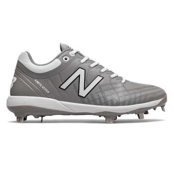 New Balance 4040v5 Metal, Grey with White