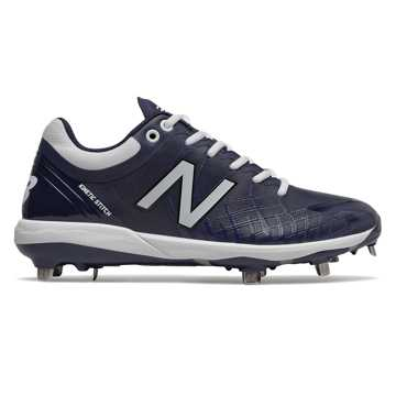 New Balance 4040v5 Metal, Navy with White