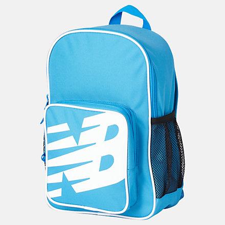 New Balance Kids Sporty Backpack, LAB01001VSB image number null