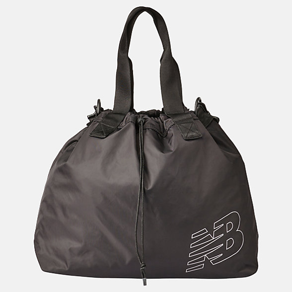 New Balance Women's Achiever Tote, LAB01002BK