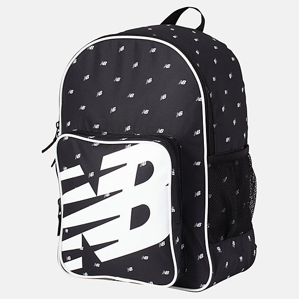 New Balance Sporty Backpack AOP, LAB01007BM