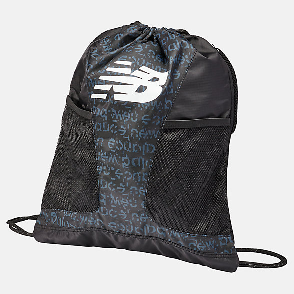 New Balance Player Cinch Sack AOP, LAB01016BM