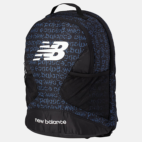 NB Players Backpack AOP, LAB01017BM