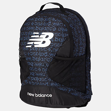 New Balance Players Backpack AOP, LAB01017BM image number null
