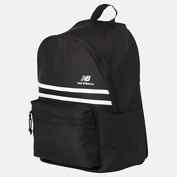 New Balance LSA Essentials Backpack, LAB01022BK