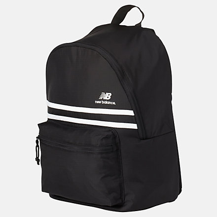 NB LSA Essentials Backpack, LAB01022BK image number null