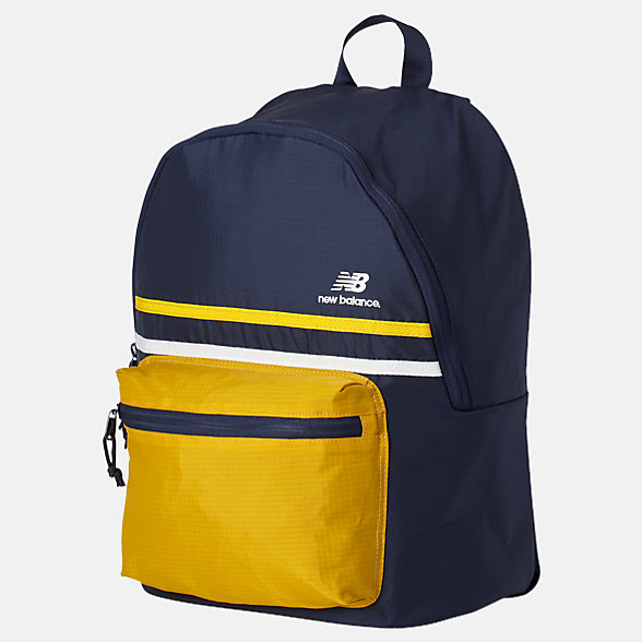 New Balance LSA Essentials Backpack, LAB01022NGO