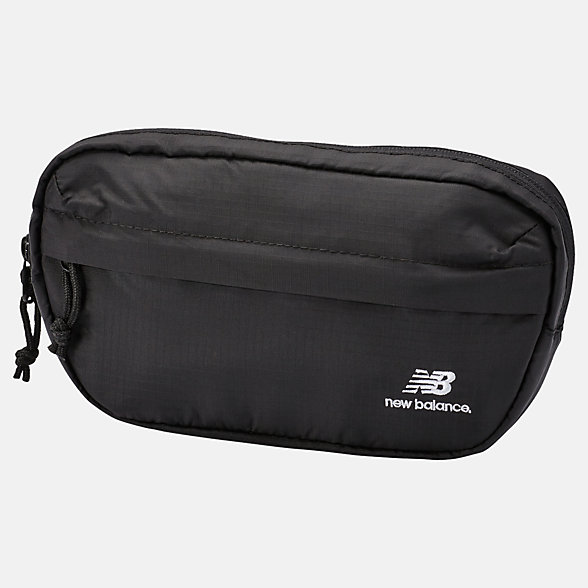 New Balance LSA Waist Pack, LAB01024BK