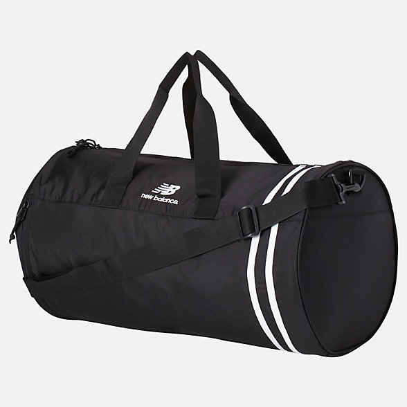 NB LSA Barrel Duffel, LAB01025BK