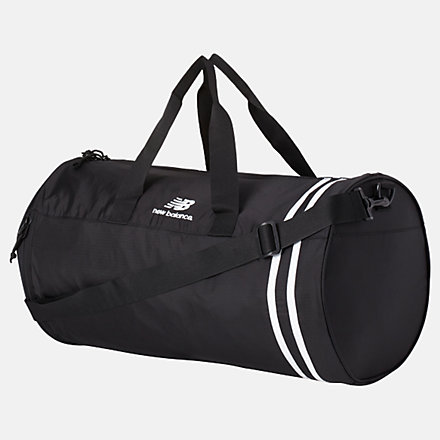 NB LSA Barrel Duffel, LAB01025BK image number null