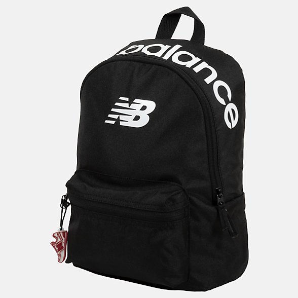 New Balance Kids Classic Backpack, LAB03004BK