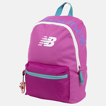New Balance Kids Classic Backpack, LAB03004FUS image number null