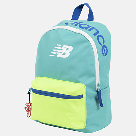New Balance Kids Classic Backpack, LAB03004TDP image number null